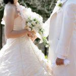 花嫁様から写真を頂きました